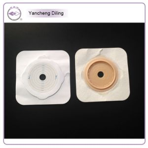 Disposable 2-Pieces Colostomy Bags pictures & photos