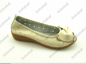 New Arrival High Quality Leather Shoes Ls07