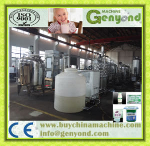 Small Capacity Milk Youghurt Production Line in China pictures & photos