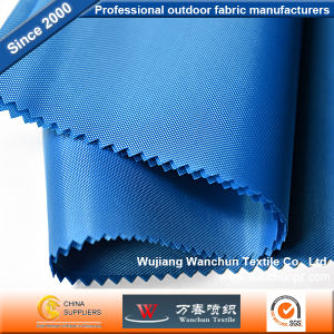 High Quality 300d Oxford PU 1500 W/R Fabrics for Tent pictures & photos