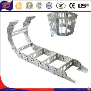 Hot DIP Galvanized Flexible Cable Drag Chain pictures & photos