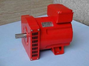 Ksfd Single Phase Brushless a. C. Synchronous Alternator pictures & photos