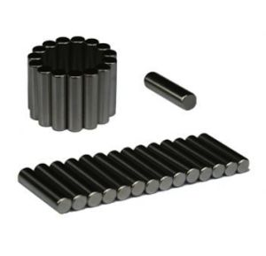 Rod Permanent Sintered Neodymium/ NdFeB Magnet with Epoxy Coated pictures & photos