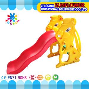 Indoor Playground Rabbit Shape Children Toys Kindergarten Soft Plastic Slide Playground (XYH12065-5)