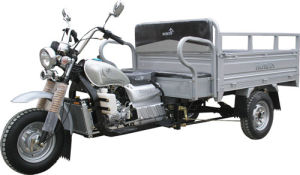 Best New Motorized Cabin Cargo Three Wheel Motorcycle pictures & photos