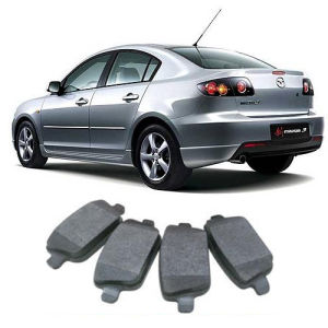 Professional Supply Original Brake Pad of Nissan Tb685 pictures & photos