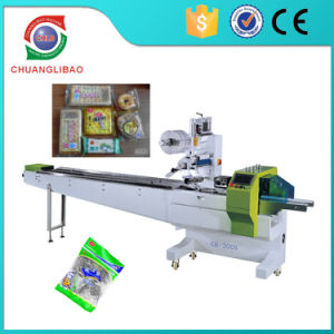 CB-300S Servo Packaging Machine for Bread with Ce Certification