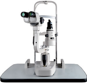 Mce-Ks-001X Ordinary Slit Lamp Ophthalmic Microscope Slit Lamp pictures & photos