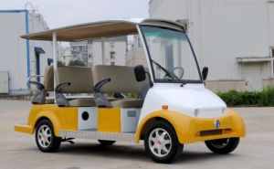 Best Selling 6 Seater Electric Passenger Sightseeing Car on Sale pictures & photos