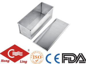 Aluminum Anodized Loaf Baking Pan/Toast Box in Bakeware pictures & photos