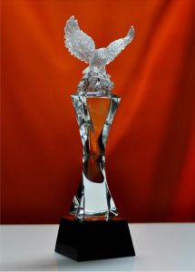 Crystal Gifts and Home Decoration Crystal Trophy pictures & photos