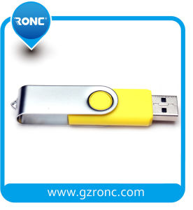 Promotion Gifts Swivel USB 2.0 Flash Drive pictures & photos