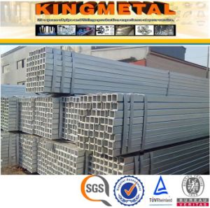 Welded Galvanized Rectangular & Square Steel Pipe pictures & photos