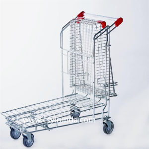Single Basket Cargo Cart pictures & photos