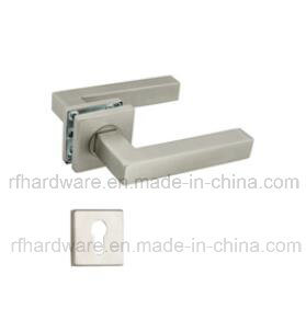 Stainless Steel Square Pipe Door Handle (RQ001) pictures & photos