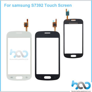 Hot Sale Mobile Phone Flat Touch Screen Panel for Samsung S7392 pictures & photos
