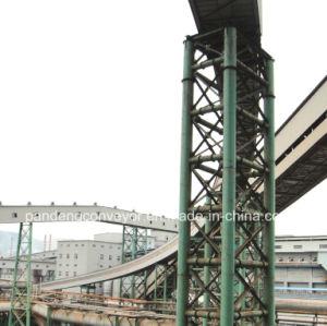 Long Distance Curved Belt Conveyor/Trough Belt Conveyor pictures & photos