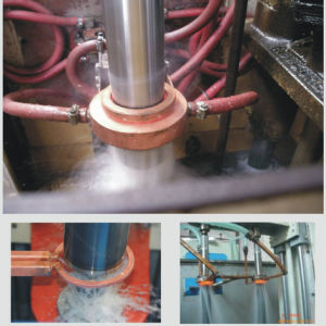 High Quality and Energy Saving Induction Heating Shaft/Gear Quenching Machine pictures & photos