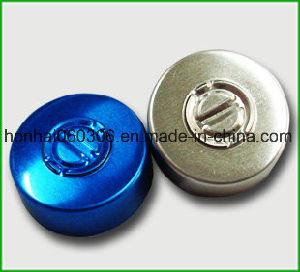 20mm Silver Color Aluminum Cap Seal for Injection Bottle pictures & photos