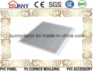 Building Materials Plastic Lamination Panel PVC Ceiling Design, Decorative Wall Panel pictures & photos