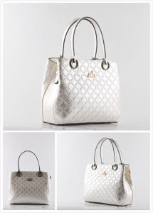 White Elegant Ladies Bag Light Color Bag Ladies Handbag (LY060203) pictures & photos
