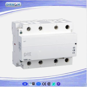 3p 40A Ict Household DIN Rail AC Contactor pictures & photos