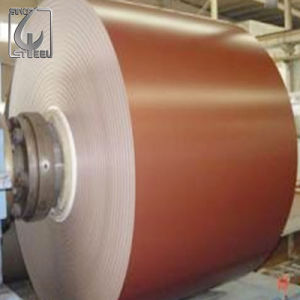 Dx51d 0.45mm PPGI Color Coated Steel Coil for Construction pictures & photos