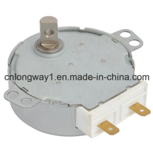 220V AC Synchronous Motor for Microwave Oven pictures & photos