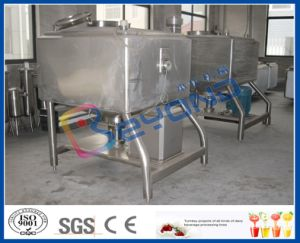 high speed shearing tank blending tank emulsification tank mixing tank pictures & photos