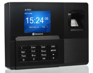Biometric Fingerpint and Card Time Attendance Systems with Backup Battery and Simple Access Conrol Function