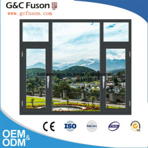 Double Awning Window Aluminium Windows for Sale pictures & photos