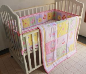 100% Cotton Baby Bedding Set Ks3009 pictures & photos