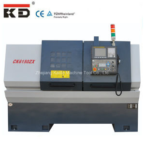 Metal Woring High Precision CNC Lathe Machine Ck6146zx pictures & photos