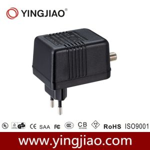 15W AC DC CATV Power Adaptor with CE pictures & photos