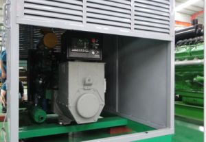 Low Price Natural Gas Generator with 50kw Power China Factory Price pictures & photos