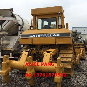 Sale Used Caterpillar Construction Bulldozer Earthmover (Model D7H) pictures & photos