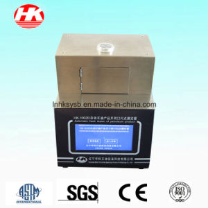 Automatic Open Cup Closed Cup Flash Point Tester pictures & photos