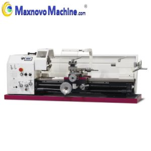 Variable Speed 12X32 Lead Screw Mini Metal Bench Lathe (mm-TU3008V) pictures & photos