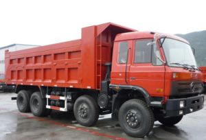 Dongfeng 8X4 50t Tipper Truck/Dump Truck pictures & photos