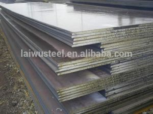 Steel Plate High Strength Low Alloy Structure Steel pictures & photos