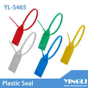 Pull Tight Plastic Seals (YL-S465) pictures & photos