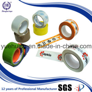 Professional Manufacturer OPP Tastelss Parcel Packing Tape pictures & photos