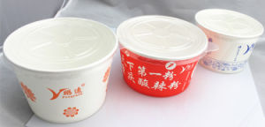 Wholesale Disposable Paper Soup Bowl and Paper Soup Cup Made in China pictures & photos