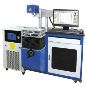 10 W 20 W Fiber Laser Marking Machine with Good Marking Effect pictures & photos