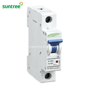 1 Pole DC 250V Solar Circuit Breaker pictures & photos