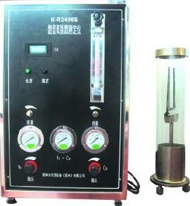 Hifh Quality Oxygen Index Testing Machine pictures & photos
