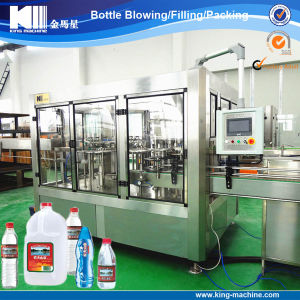 Automatic Bottled Aqua Water Filling Equipment pictures & photos