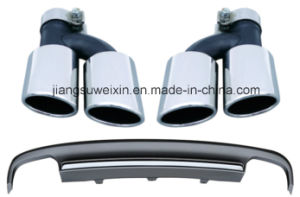 "High Quality S7 2012-2014"" Exhaust Tail Throat Kit pictures & photos"