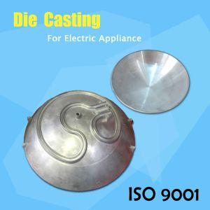 Multi-Functional Round Die Cast Aluminum Electric Hot Pot pictures & photos