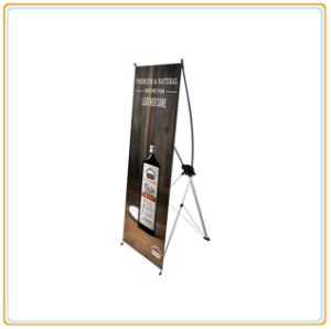 Strong Foldable Promotion X Banner Stand (80*200cm) pictures & photos